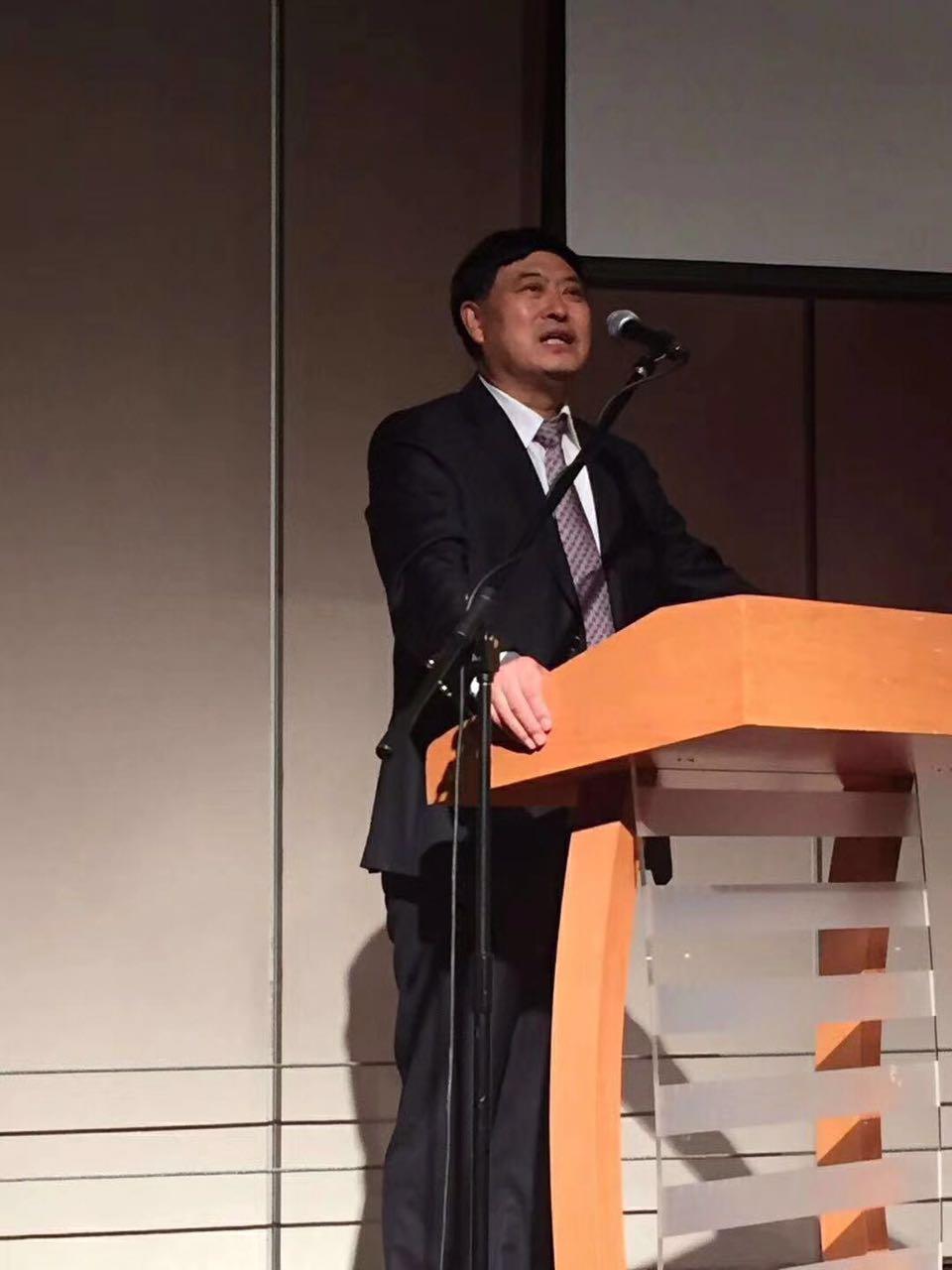 王振国教授在马来西亚